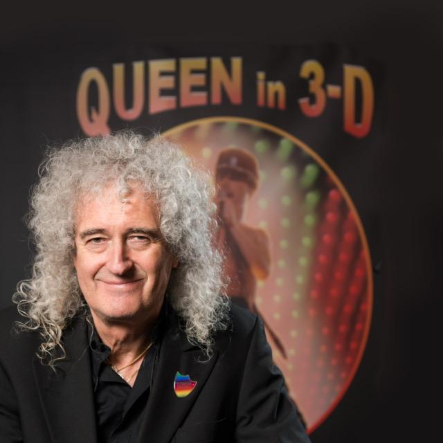 Photo of Brian May