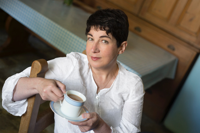 Photo of the author Joanne Harris